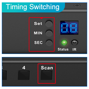 timing switching