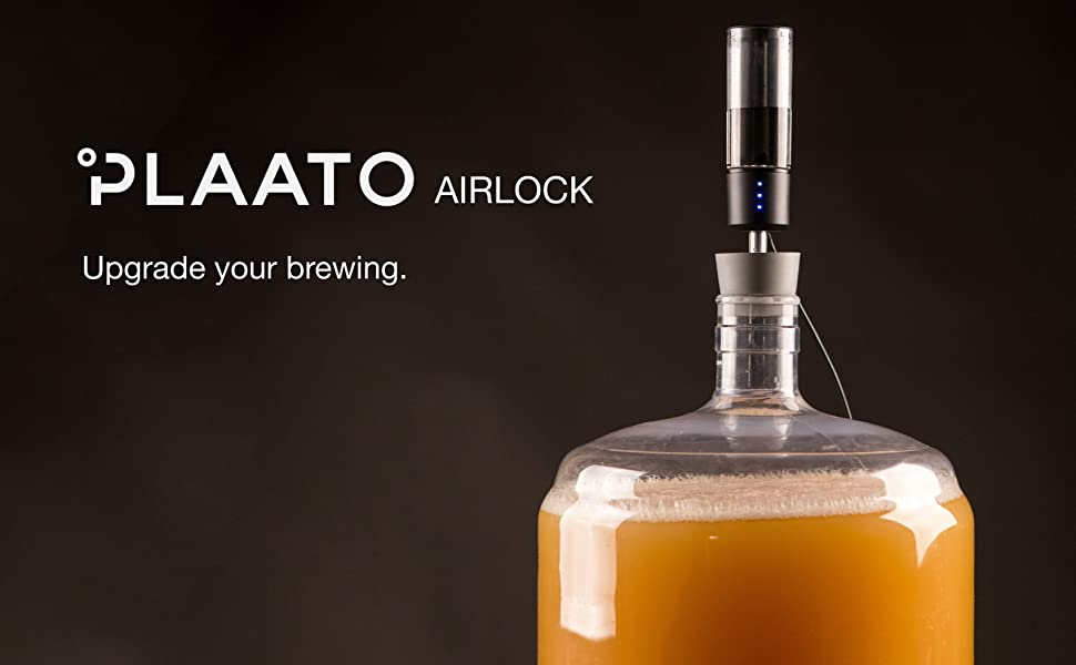 Plaato Airlock Brewing Fermentation Homebrewing