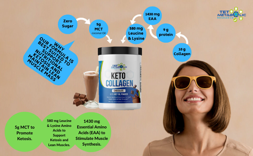 Essential Amino Acids muscles keto collagen