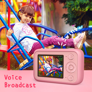 Voice Broadcast!