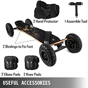 mountainboard 39 inches cross country