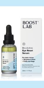 Bio-Active Eye Reset Serum