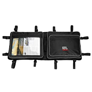RZR PRO XP Overhead Bag, KEMIMOTO 1680D Storage Roof Bag Compatible with Polaris RZR PRO XP / 4