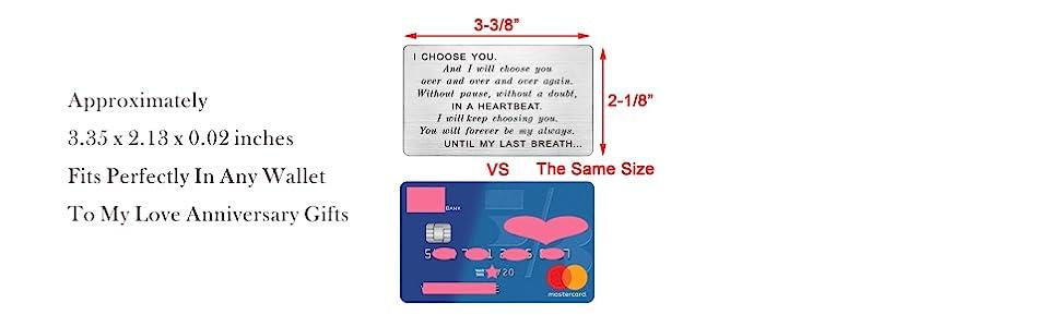 i choose you cards