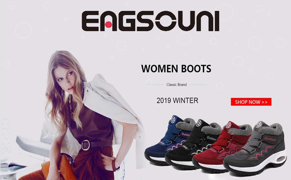 Chaussures Femme Marche Confort Randonnée Bottines Designer Style Bottes Sneaker Femmes Chaussures SZ
