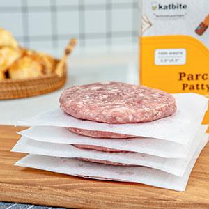 separation frozen meat paper