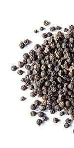 Whole Black Pepper by Food to Live