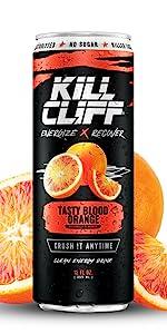 Kill Cliff Tasty Blood Orange