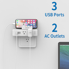 usb outlet strip
