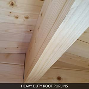 Heavy Duty Roof Purlins