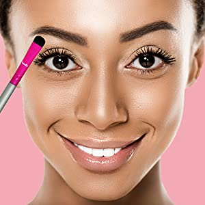 pointed morphe cepillo fine bruah thick artist spoolies dense precise tools ladies womans foundation