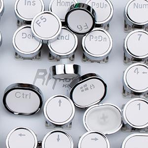 round keycaps
