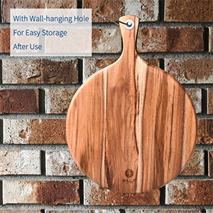 With Wall-hanging Hole