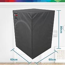 bosch original dust cover waterproof dustproof sunproof for washing machine and dishwasher