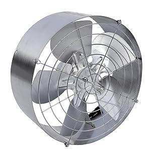 65W Attic Fan