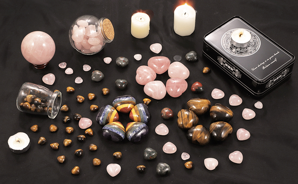 Meditation Healing Crystal Tool