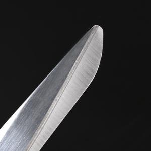 Diseño de cuchilla sin punta