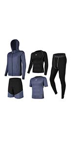 Men's Workout Set