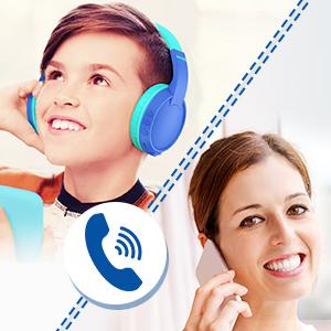 kids over ear headphones