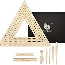 triangle loom 3 sets kit