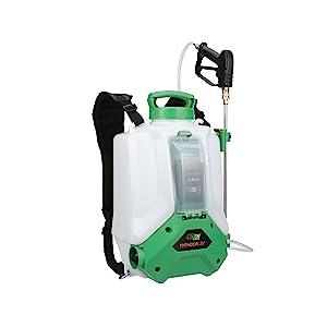 flowzone 2v variable pressure 4 gallon backpack sprayer