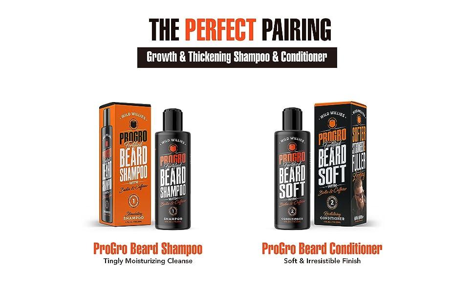 beard shampoo, beard growth, beard oil