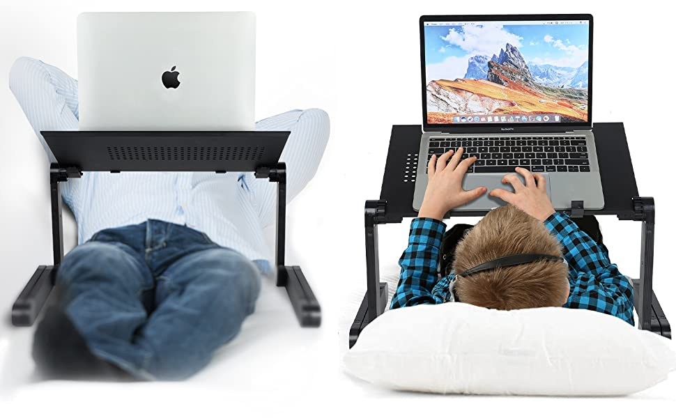 How Great is Lying Down & Working from Home Efficiently