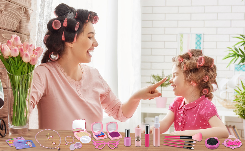 pretend toy makeup