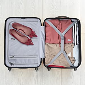 carry on luggage 22x14x9 with spinner wheels luggage set small suitcase carry on suitcase hardside