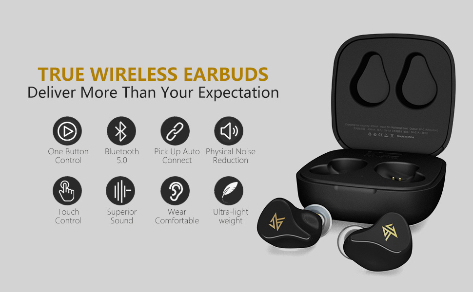 KZ Z1 WIRELESS EARBUDS