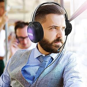 mac xbox ps4 gaming headset