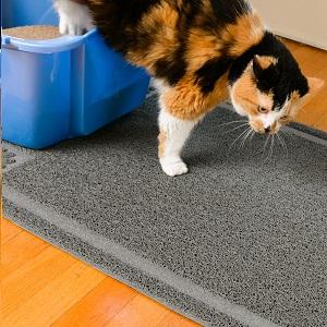 litter box mat
