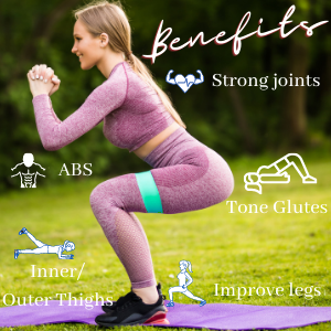 trimmer band yoga band gym fitness oefening pilates