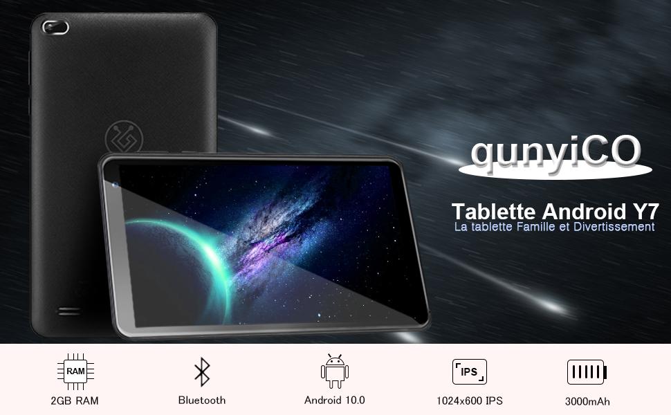tablette 7 pouces