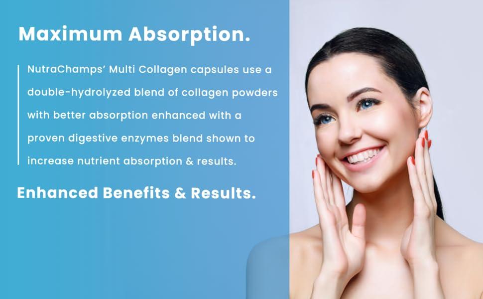 multi collagen powder double hydrolyzed
