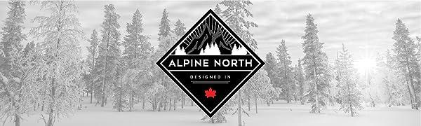 alpine north logo