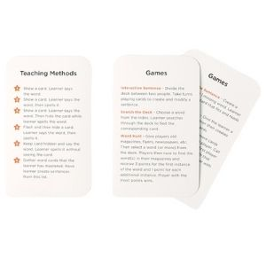 Think Tank Scholar Sight Words Games and Teaching Methods