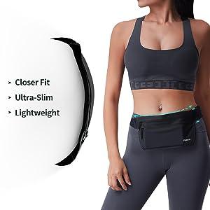 Closer Fit; Ultra-slim; Lightweight