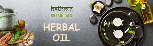 herbal oil for hair