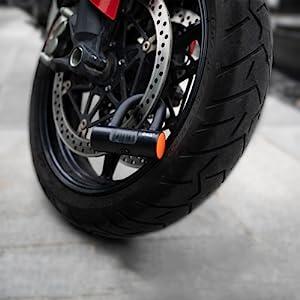 Bike Lock Heavy Duty Motorcycle Disc Lock Electric scooter lock