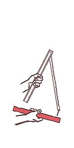 Enter bolt and backbar in handle