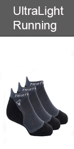 UltraLight Running Socks