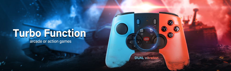 for switch controller
