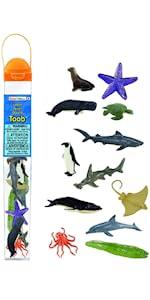 creature, model, figure, toy, mini, miniatures, animals, ocean, water, sea, safari