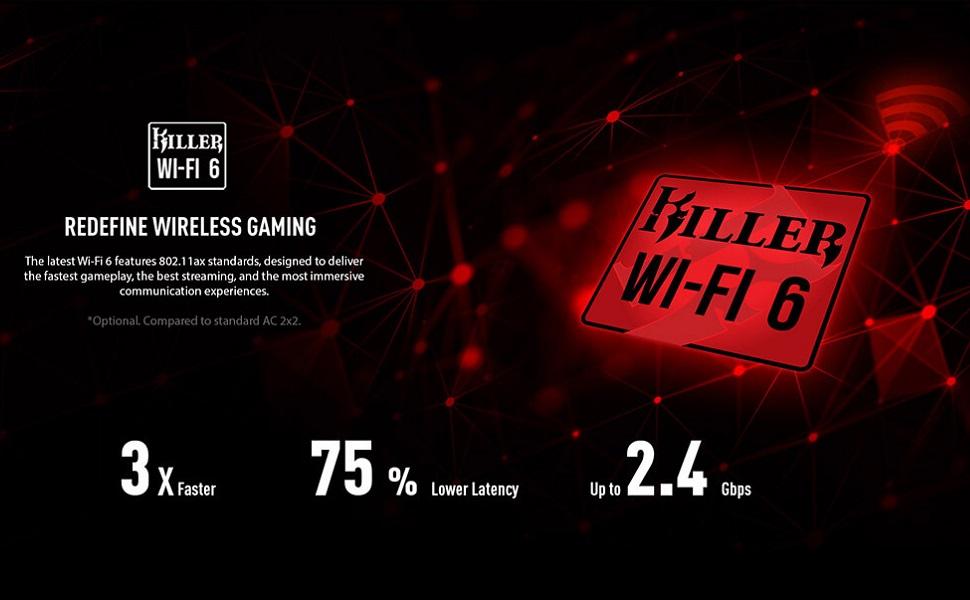 Redefine Wireless Gaming