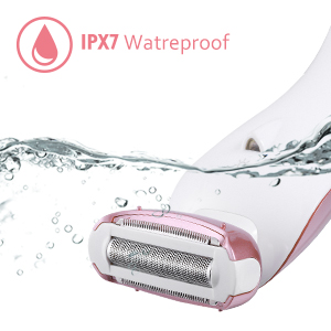 Waterproof Women Electric Shaver