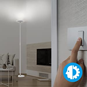 Compatible with Wall Switch or Timer