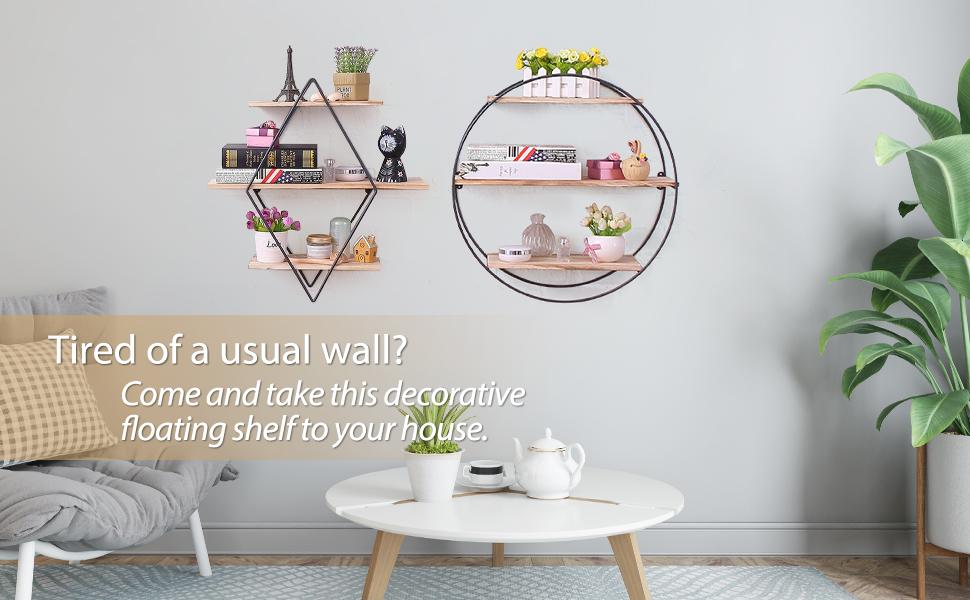 Distinctive wall decoration
