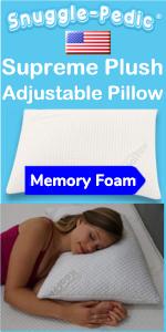 Supreme Plush Adjustable Pillow