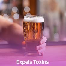 expel toxins